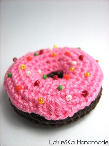 Mini Donuts Amigurumi : 17 Best images about Donuts on Pinterest Federal donuts ...