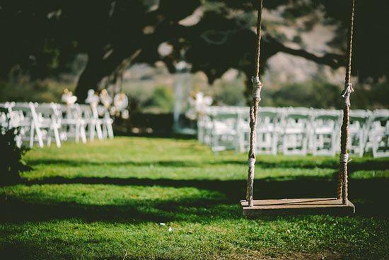 Matrimonio.it | Ispirazioni dallo stile #bohemien #chic per il ricevimento d' #estate: #addobbi e allestimenti #summer #park #wedding #love