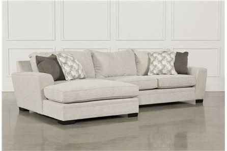 Delano 2 Piece Sectional W Laf Chaise Main For The