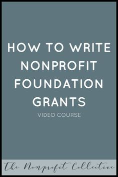 online grant writing classes Grant writing and nonprofits courses you are here courses the university of georgia offers online and classroom courses in grant writing.