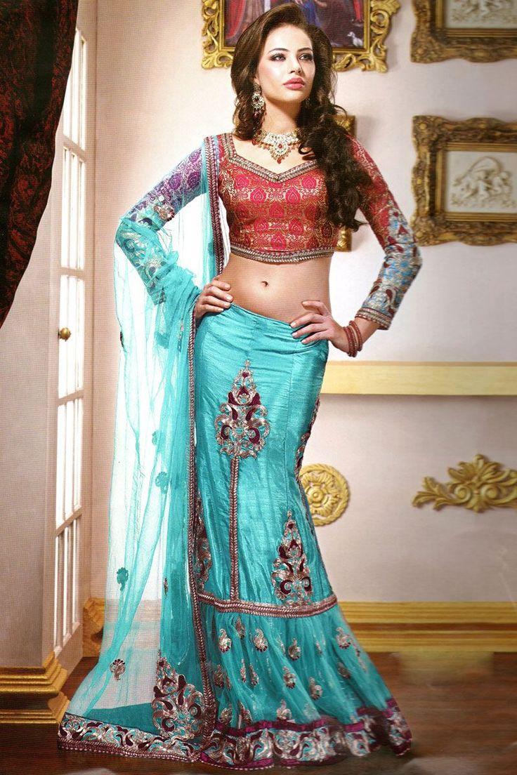 ghangra choli weddings | Ghagra Choli For Girls