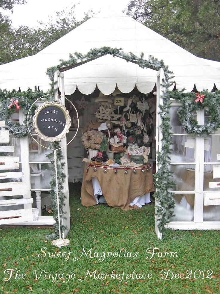 Craft Show Tent Ideas