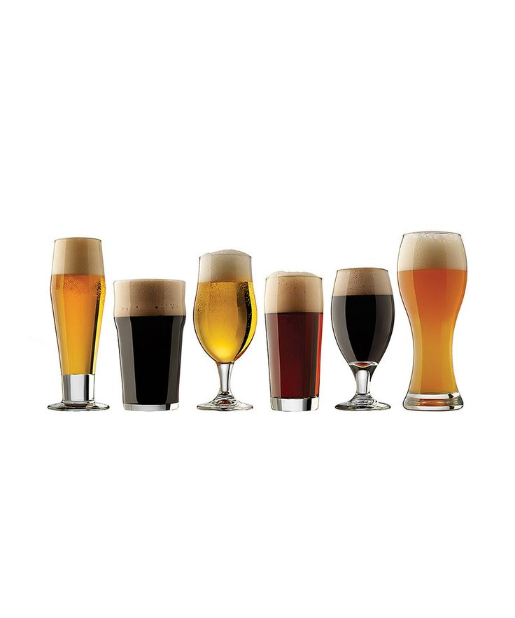 Look at this Ultimate Beer Glass Set on #zulily today! Great Christmas present for chase!
