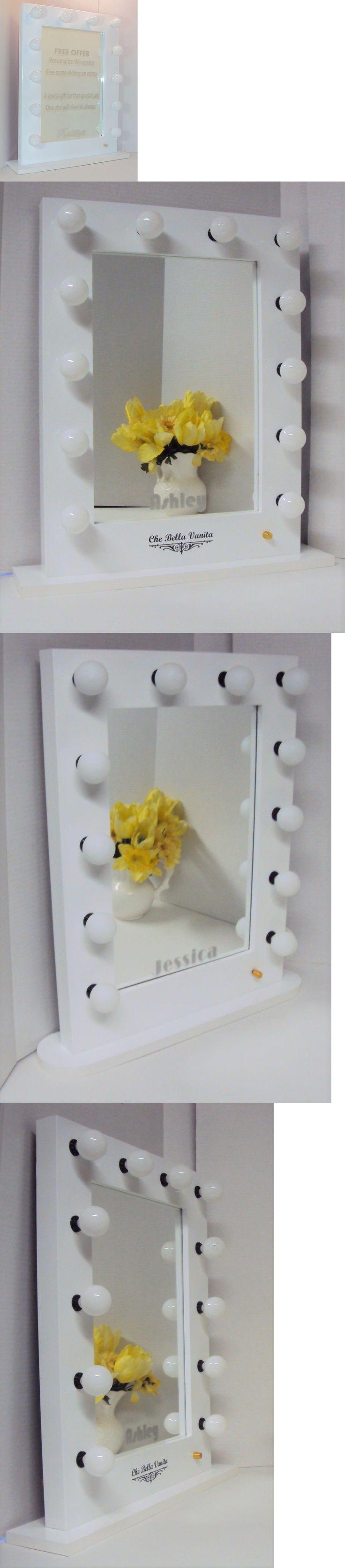 1000+ ideas about Lighted Vanity Mirror on Pinterest Mirror vanity, Diy makeup vanity and Diy ...