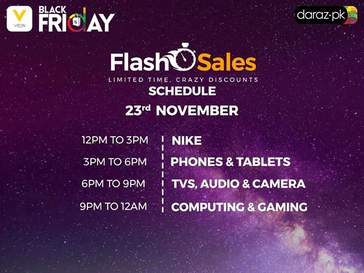 This day is packed with deals on TVs, gadgets, training essentials and tons of stuff you love. Make sure you buy everything you want!  #VEONBlackFriday #DarazBlackFriday17 Shop now: http://bit.ly/2A0vzmO #femalegears.com #random #lovethese #shopping #women #female