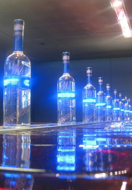 Medea Vodka, with programmable screen!!!