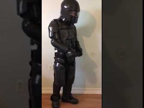 Carbon Fiber bullet proof suit For Sale - $250,000