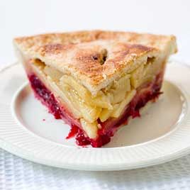 #Apple -Cranberry #Pie: Cooks Illustrated