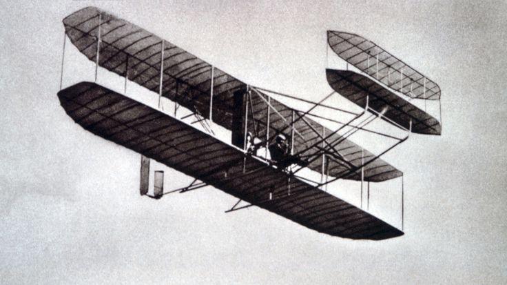 Il y a 111 ans, les frères Wright réussissaient à accomplir le premier vol motorisé, dirigé et stable de l'histoire de l'aviation.