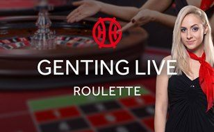 Genting Live Roulette - Visit Genting's exclusive Live Immersive Roulette table for the highest HD quality and unique camera angles streamed directly to your device.