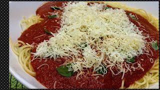 Lip-Licking Pasta for Lunch! www.ycccookinsogood.blogspot.com by:Awaken your Inner Gourmet Goddess...