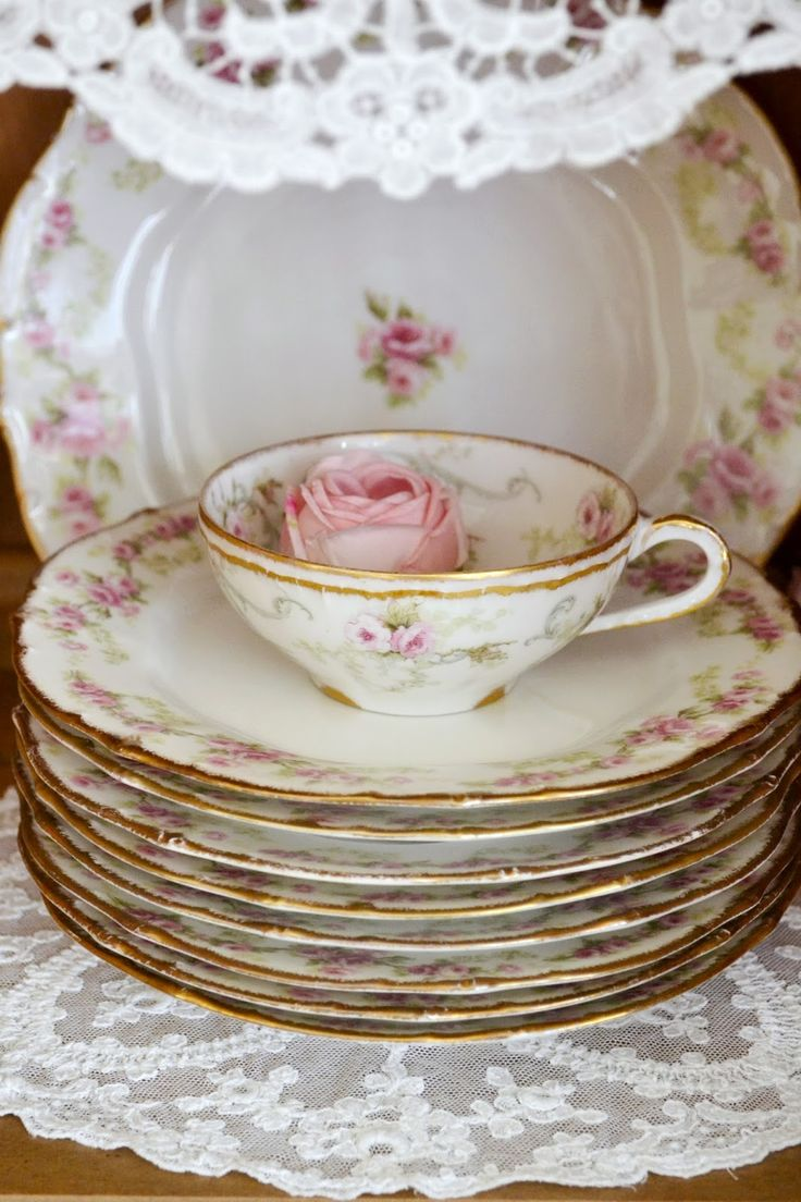 Vintage China ~ Jennelise: April 2015