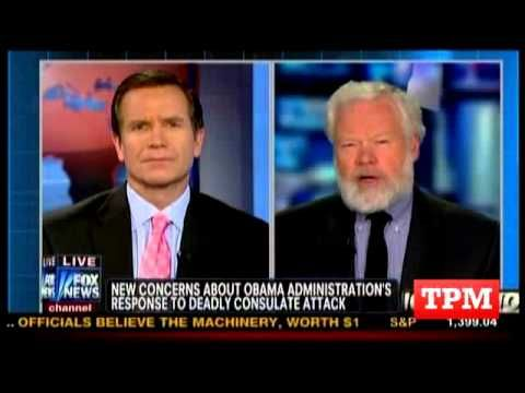 FOX News ends interview after Tom Ricks Criticizes Fox Coverage Of Benghazi Attacks. (VIDEO)