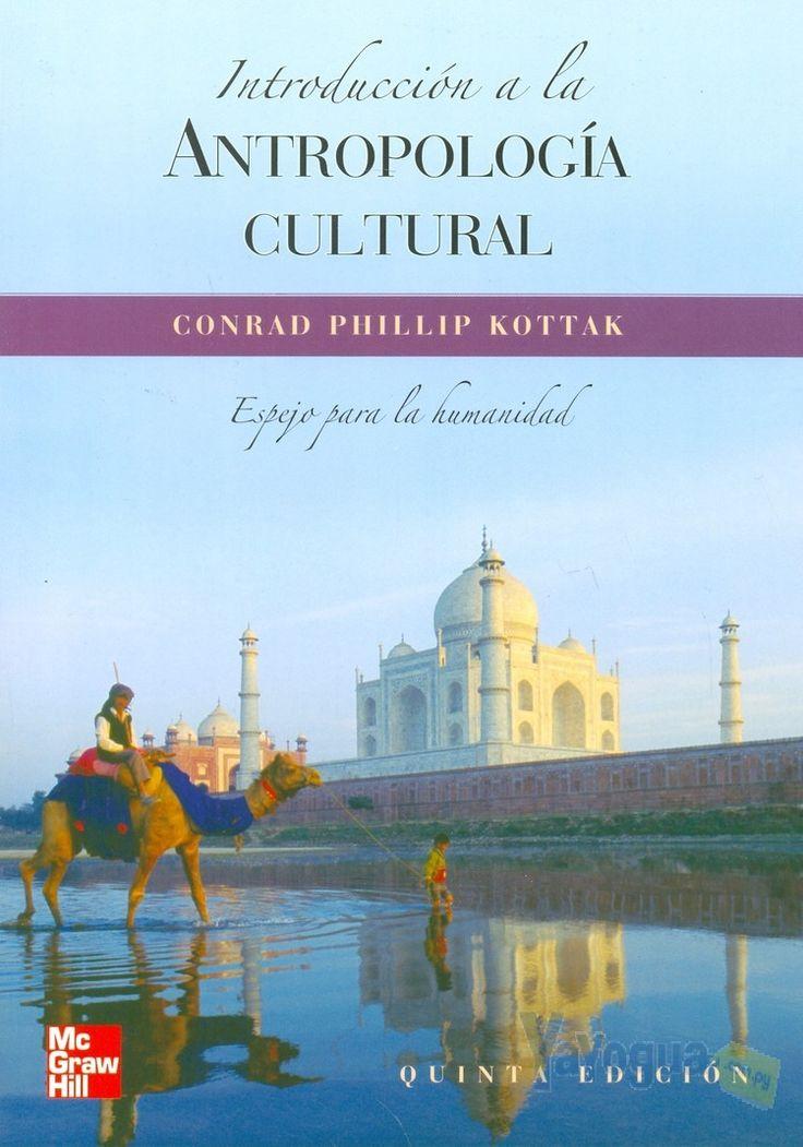 Antropologia cultural conrad phillip kottak