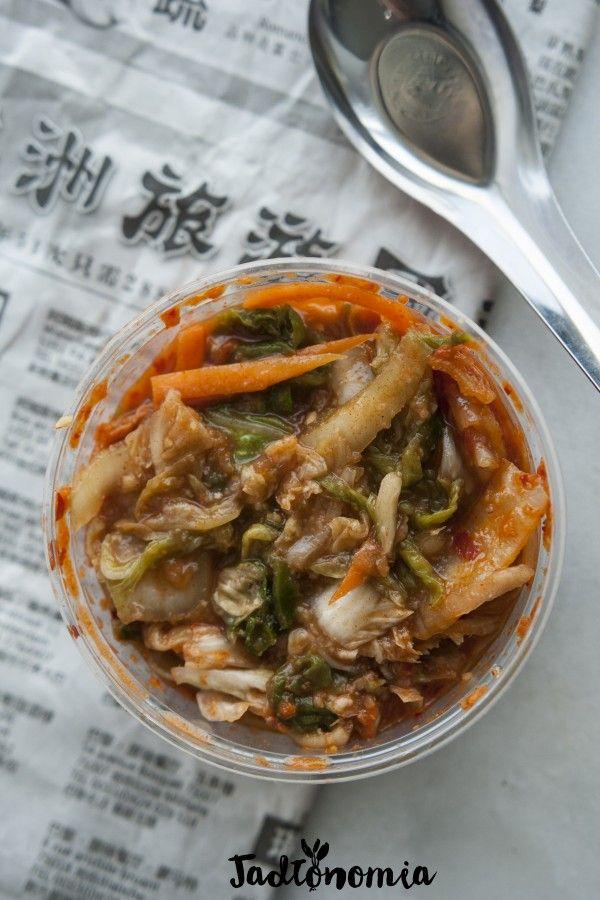 Łatwe kimchi