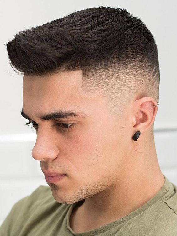 Undercut Fade Haircuts For Men Fryzury W 2019 Fryzury