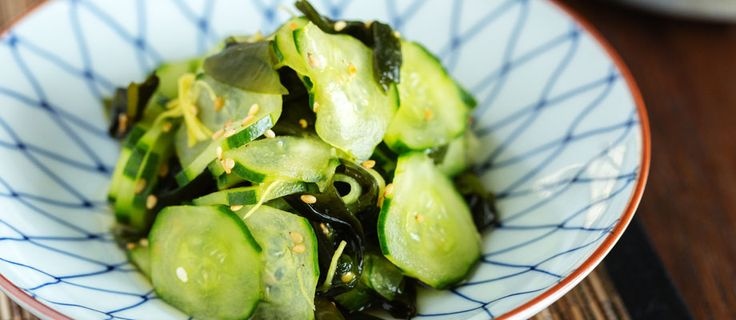 Click to play Sunomo / Cucumber Salad Recipe Video