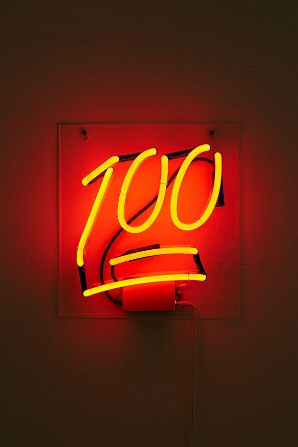 Slide View 2 100 Neon Sign Neon Wallpaper Neon Aesthetic Neon Signs
