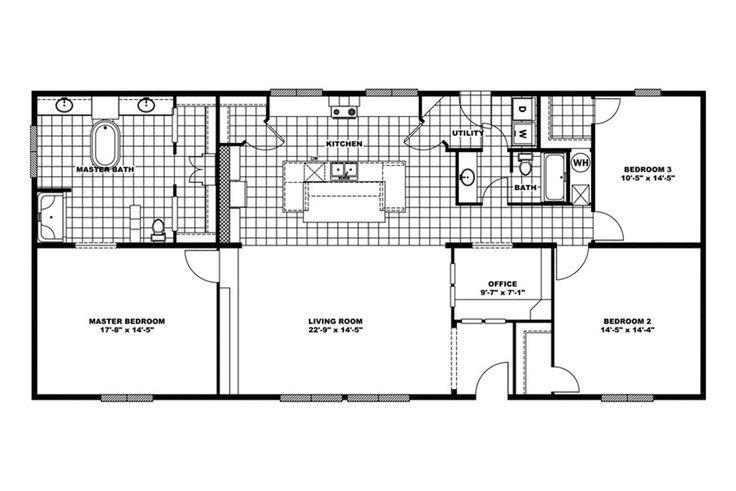 17 best images about oakwood home plans on pinterest for Oakwood homes floor plans