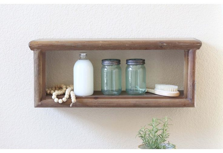25 Best Ideas About Rustic Bathroom Organizers On