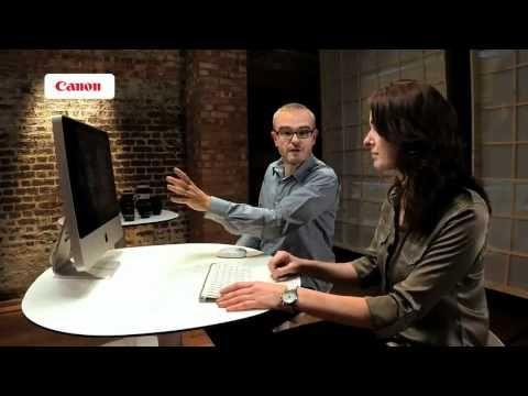 Canon EF Lenses - Lens tutorials 5/5 - Lenses for portraits