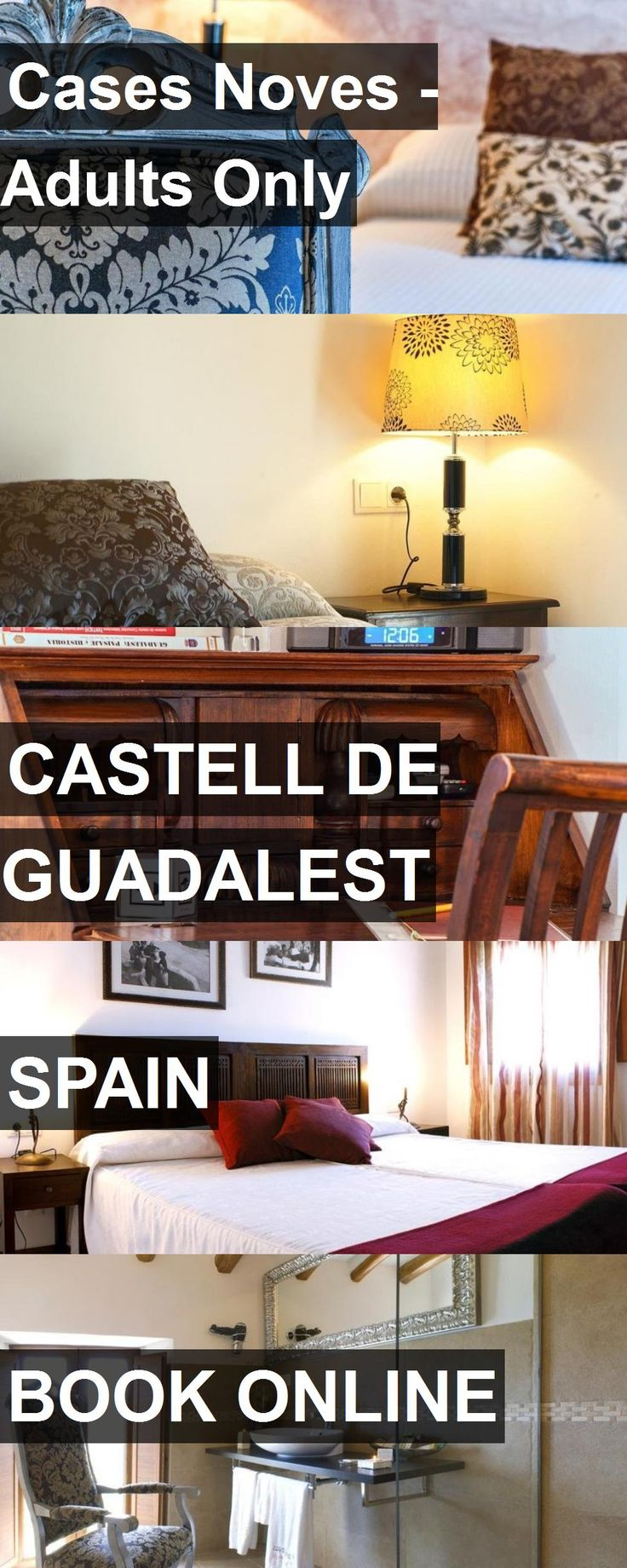 Hotel Cases Noves - Adults Only in Castell de Guadalest, Spain. For more information, photos, reviews and best prices please follow the link. #Spain #CastelldeGuadalest #travel #vacation #hotel