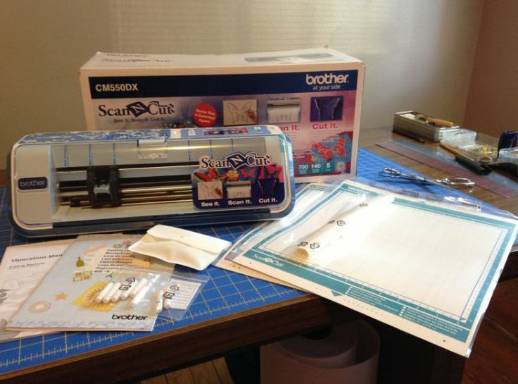 To learn more about the features and capabilities of ScanNCut by Brother™, visit www.ScanNCut.com.