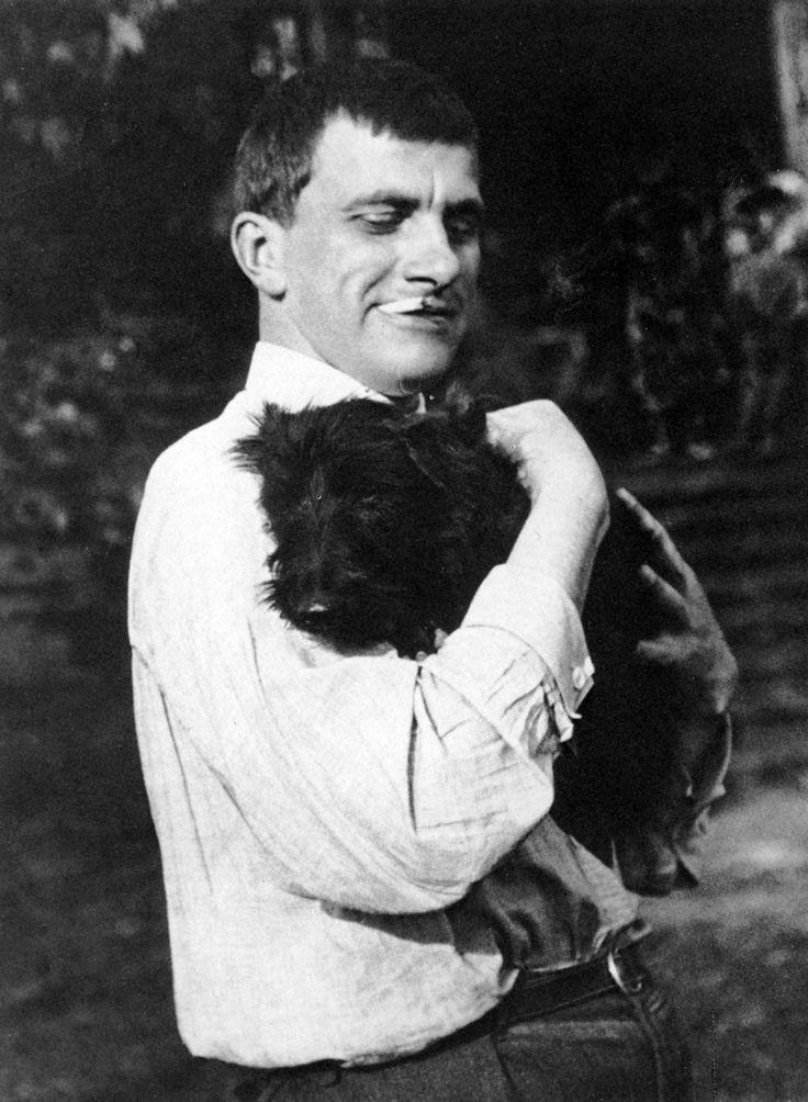 Маяковский. 1926 год