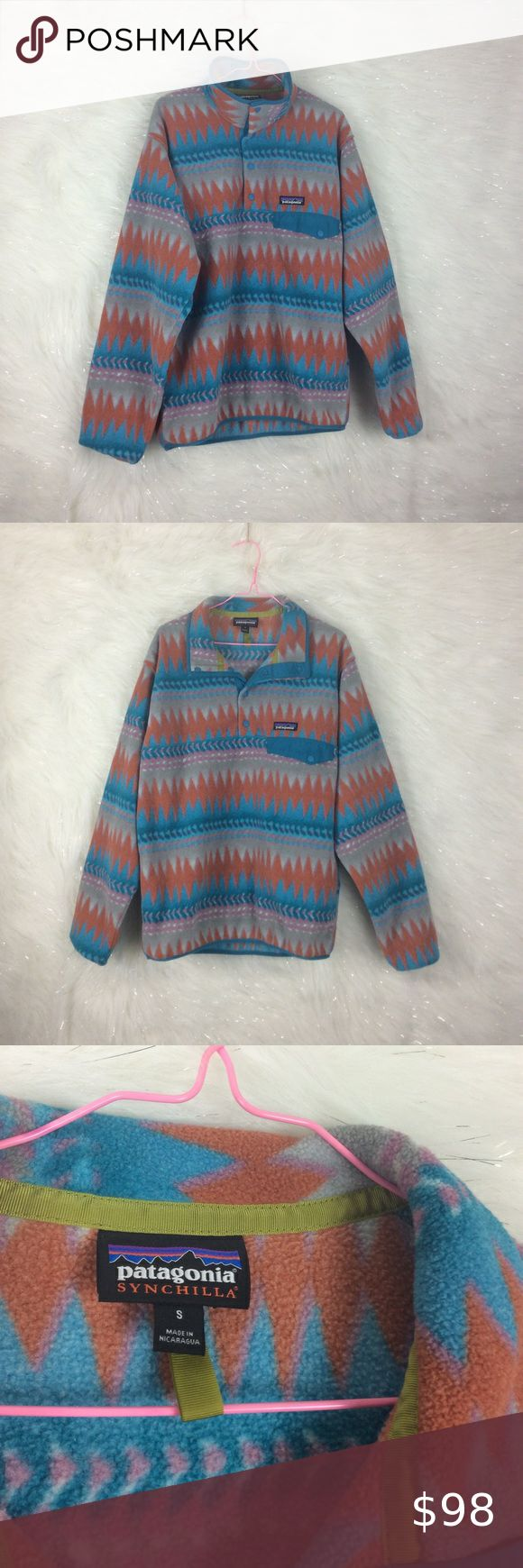 Patagonia Laughing Waters Snap Button Pullover Patagonia Synchilla Men S Small Pristine Condition Not A Sin Patagonia Shirts Sweatshirt Shirt Snap Buttons [ 1740 x 580 Pixel ]