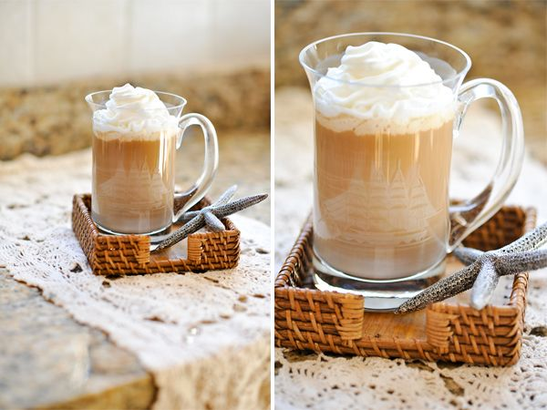 Possible signature cocktail at my January wedding - a Bayside Blizzard - coffee, kahlua, skim milk, vodka,  godiva liqueur and whipped cream! Yumm!!