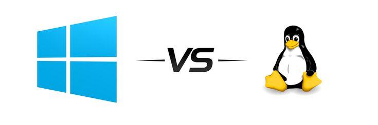 Windows vs Linux (Ubuntu vs Linux Mint)
