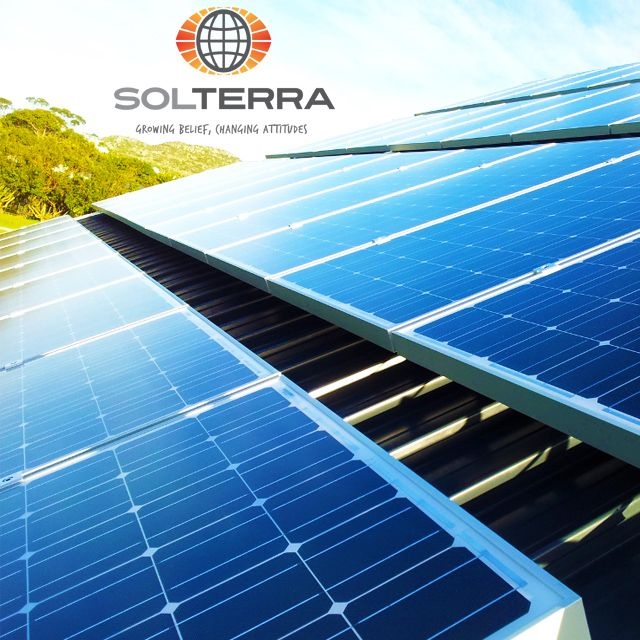 At @Solterra KZN we love the look of freshly installed solar panels! What do you think? #GoGreen #EnergyEfficient #KznSouthCoast #SaveMoney