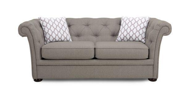 Harmony 2 Seater Sofa Bed Opera | DFS