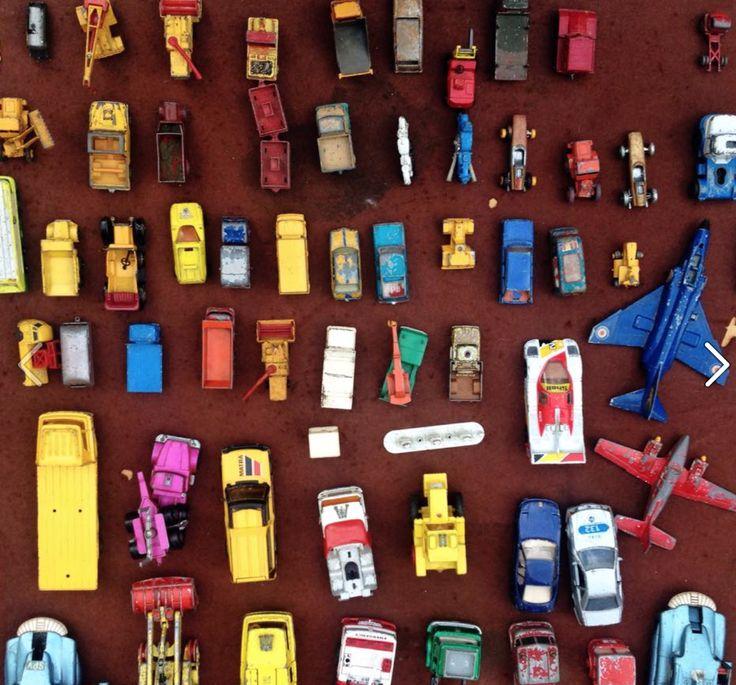 Vintage Toys at Moons Vintage on Golborne Road