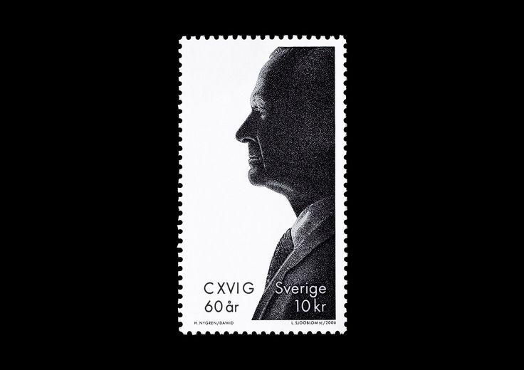 Henrik Nygren—Design — Posten Frimärken
