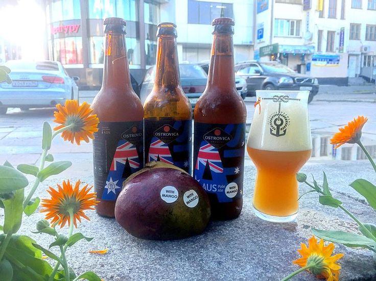 60 КГ МАНГО В БОКАЛЕ! Это новая экспериментальная варка от @ostrovica_brew #крафтовоепиво с добавлением 60кг манго на тонну: #auspaleale with #mango светлый эль на австралийском хмеле #galaxy Алкоголь: 45% Горечь: 23 IBU Плотность: 12% В аромате: цитрусовые фрукты персик маракуйя и конечно же МАНГО как без него)) Очень свежее и лёгкое летнее пиво прекрасно утоляет жажду в жару! #ostrovicabrewery #ostrovica #craftminibar #крафтовыйбар #воеводина6 #плотинка #екатеринбург
