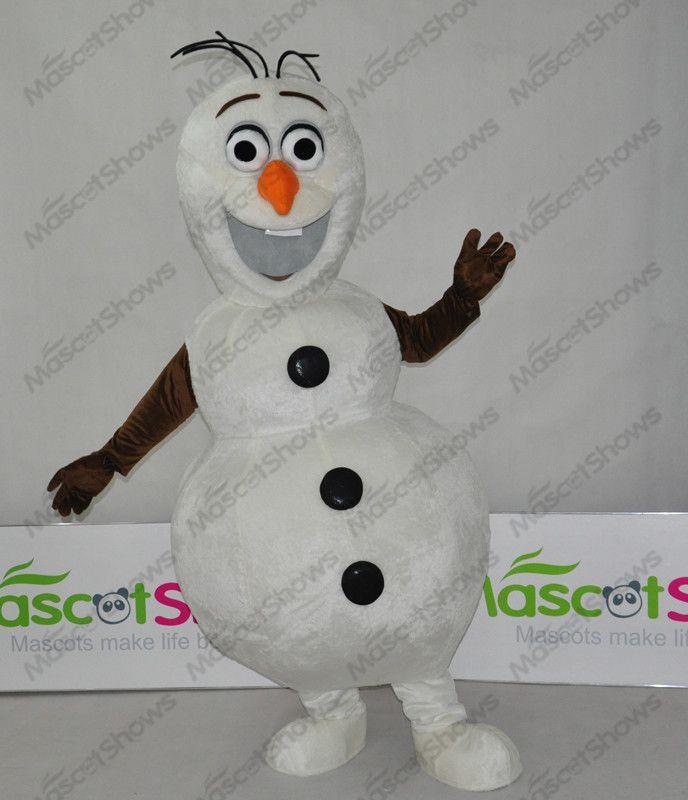32 best schtroumpfs mascotte costume adulte schtroumpfs - Bonhomme de neige olaf ...
