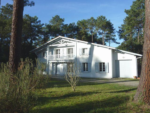 Maison à vendre HOSSEGOR - Grande landaise disposant de 7 chambres - proche Lac
