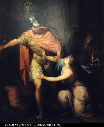 odysseus and circe relationship help