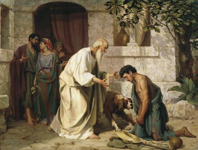 Покаяние - Возвращение блудного сына