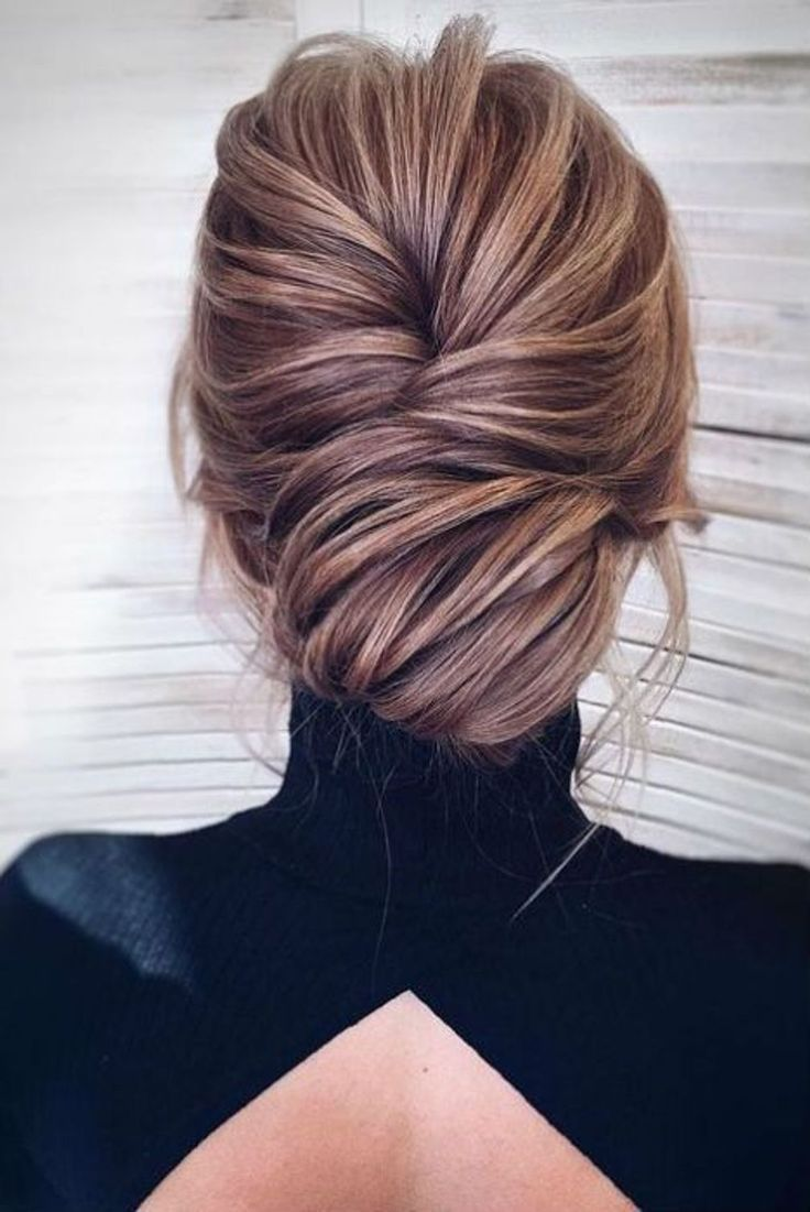 Les Plus Belles Coiffures De Mariage Mother Of The Bride Hair Easy Hair Updos Hair Styles