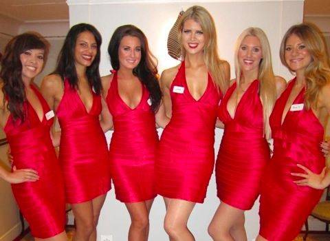 Promo S Butlers With E Up Your Stag Party Some Gorgeous Staff