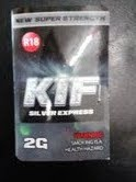 AK - 47 1 GramPuff Super Strength 2 Gram: Kif Silver Express  Price per Unit (piece): $20.00
