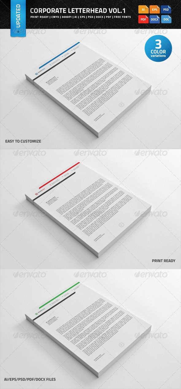 The 25+ best Word doc ideas on Pinterest Letter template word - letterhead samples word