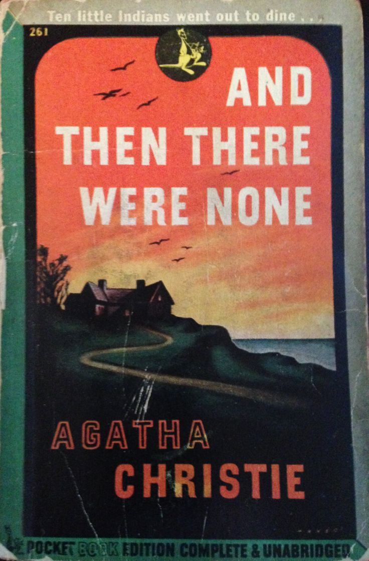 an analysis of and then there were none by agatha christie The book «and then there were none» is one of the most popular bestsellers in the world the author of the book is agatha christie now, almost ten strangers to each other people are on the island, without communication with the outside world.