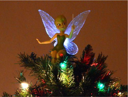 50 best Tinkerbell Christmas Tree images on Pinterest | Disney ...