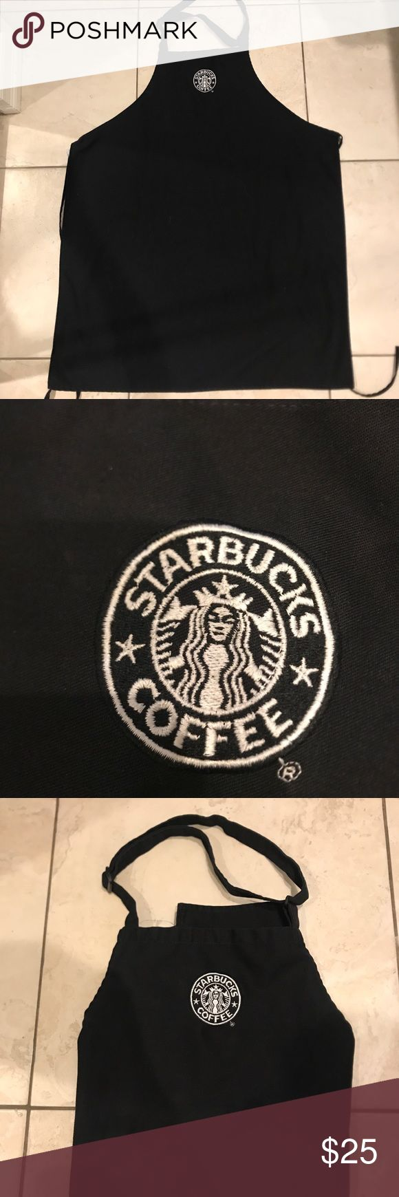 Starbucks apron Authentic Starbucks apron great condition. Great for a costume Accessories