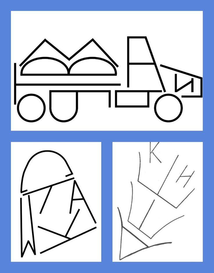 Развитие внимания: игры с буквами | Меню школьного психолога