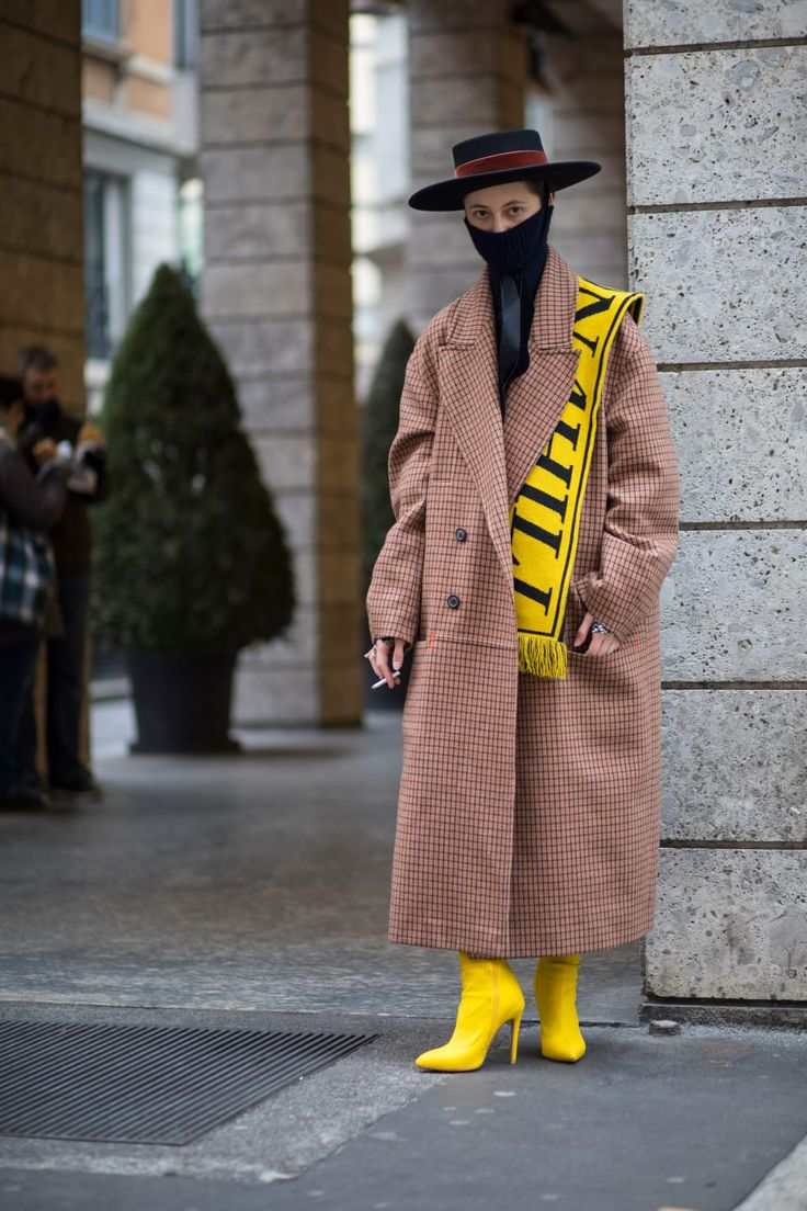The Best Street Style Looks From Milan Fashion Week Fall 2018 | Cool street fashion, Fashion, Autumn street style