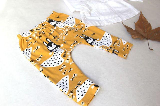 patron couture gratuit pantalon bébé